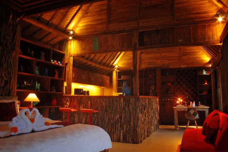 ubud virgin villa-luxury villa rental in village