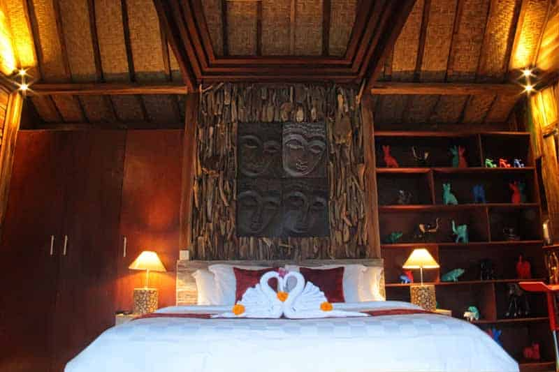ubud virgin villa private villa 1 bedroom for rent