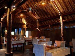 ubud virgin villa-private villa 6 bedroom-dining room