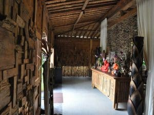 ubud virgin villa-private villa for rent in ubud-clasic decoration