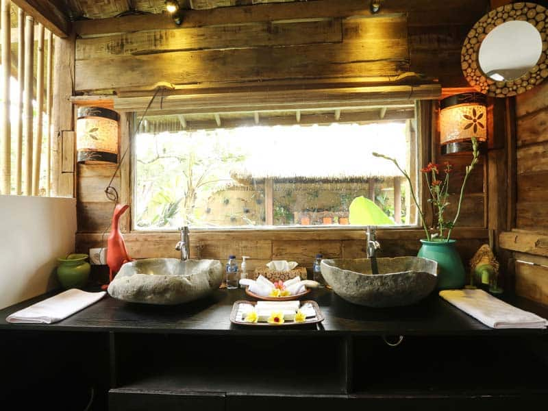 ubud virgin villa-private villa for rent in ubud-classic modern decoration