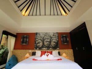 ubud virgin villa-private villa for rent in ubud-the room 3