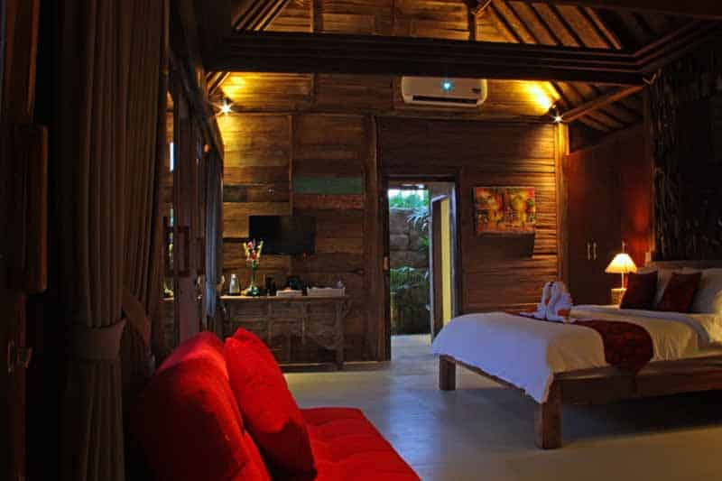ubud virgin villa-room for rent lowest price in Ubud