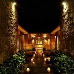 ubud virgin villa-private villa for rent in ubud-night