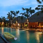 ubud virgin villa-suite deluxe pool view- pool view