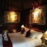 ubud virgin villa-suite garden view-room and decor