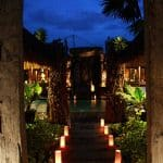ubud virgin villa -suite pool view-the gate