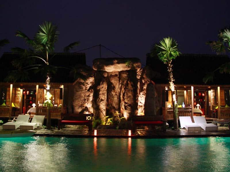 ubud virgin villa -suite pool view-the pool view