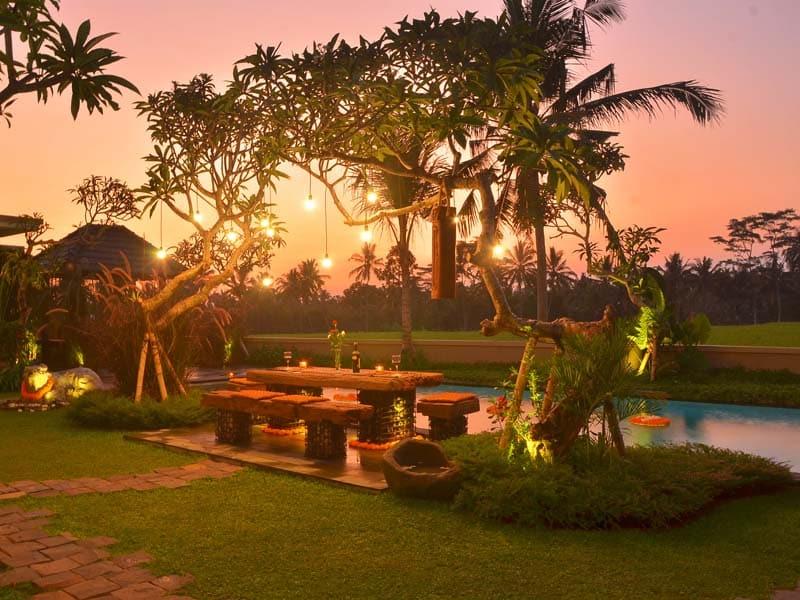 ubud virgin villa-villa 3 bedroom-romantic private villa